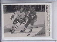 15/16 UD PORTFOLIO GUY LAFLEUR WIRE PHOTO * MONTREAL CANADIENS