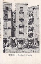 8127) NAPOLI STRADA DI S. LUCIA.