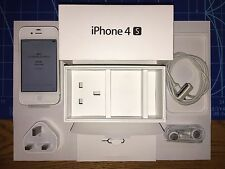 Apple iPhone 4s - 64GB-blanc (débloqué) smartphone 3m official apple garantie