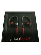 Authentic Beats by Dr. Dre Powerbeats 2 Wired In-Ear Headphone (Black) New Other