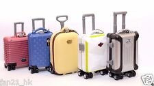 Japan Yujin Toys Dollhouse Miniature  My mini Luggage Re-ment Size Full set of 5