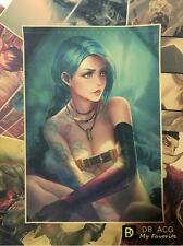 JINX League of Legends The Loose Cannon Game LOL Poster Wall Home Decor Retro 5