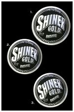Shiner Gold Pomade 4 Oz Heavy Strong Hold 3 Pack Wax Gel Hair Style USA NEW