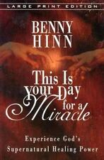 This Is Your Day for a Miracle (Walker Large Print Books)