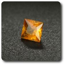 CLINOHUMITE ORANGE. 0.19 cts . VS. Pakistan