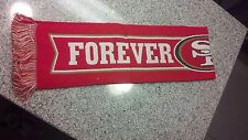 Brand new SF 49ers Forever Faithful Scarf!