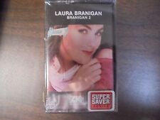 "NEW SEALED ""Laura Branigan"" Branigan 2  Cassette Tape   (G)"