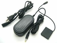AC Power Adapter + DC Coupler For Fujifilm FinePix F550EXR F600EXR F605EXR F60FD