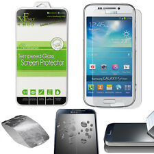 REAL TEMPERED GLASS FILM LCD SCREEN PROTECTOR FOR SAMSUNG GALAXY S4 MINI