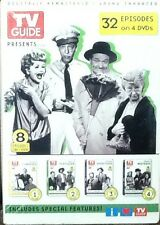 TV Guide Presents 32 Episode DVD Detective Westerns Classic Comedies NEW/SEALED