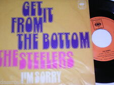 "7"" - The Steelers / Get it from the Bottom & I´m sorry - 1969 CBS # 0654"