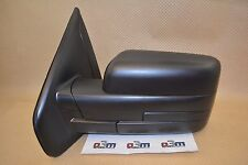 2011-2014 Ford F-150 LH Driver Side View Power Adjustable Mirror new OEM
