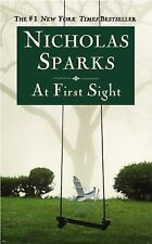 At First Sight by Nicholas Sparks (2007, CD, Unabridged)