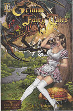 GRIMM FAIRY TALES# 16 (FIRST PRINTING)LITTLE MISS MUFFET VERY NICE COPY