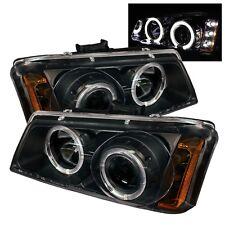 Spyder Auto PROJECTOR HEADLIGHT BLACK PRO-YD-CS03-AM-BK