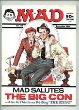 Mad #171-1974 fn- Don Martin The Sting Paul Newman Robert Redford / Rookies TV