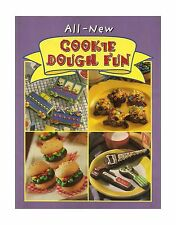 All-New Cookie Dough Fun Cookbook Illustrated Free Shipping