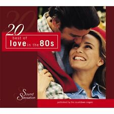 Countdown Singers : 20 Best of Love in the 80s CD (2004)