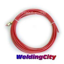 """WeldingCity Teflon Liner 44215T (045""""-062"""") 15-ft Bernard 3/400A MIG Welding Gun"""