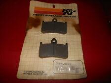 NOS Honda 1988-1990 NT650 VFR750R RC30 Front Disc Brake Pads 79-2822