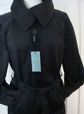 Karen Millen sz U.S. 12 L coat w/tag wore once fit & flare trench Pristine $500