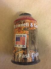 Brownell Fast Flight Plus Bow String Material  1/4 Pound Red