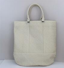 Authentic New Bottega Veneta Intrecciato Nappa Leather Bag Off-white $3.5K+