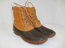 Vintage LL Bean Women's Duck Hunting Boots Size 7 - Freeport Maine