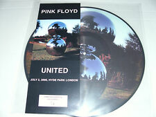 PINK FLOYD - UNITED - HYDE PARK 2005 - PICTURE DISC - LP