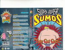 Super Duper Sumos-They Got Guts-2001/2-TV Series USA-Episodes 10-19-[8 Ep]-DVD