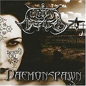 THUS DEFILED - Daemonspawn CD ft Sakis of Rotting Christ  - Gorgoroth Satyricon