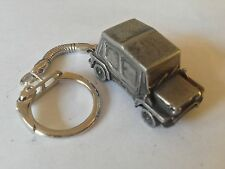 Mini Moke SE with hood up ref148 3D snake keyring FULL CAR