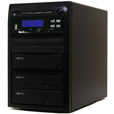 1-3 USB/SD/CF to DVD Duplicator Copier/Memory Backup Multiple Copy Flash Media