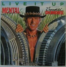 Crocodile Dundee 45 tours Mental as Anything 1987