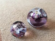 Pair Of Caithness glass Paperweights