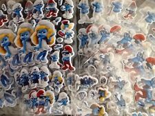 SMURFS childrens Stickers 12 Packs 2 Different 6 Of Each - PARTY GIFT BAG