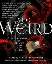 The Weird: A Compendium of Strange and Dark Stories-ExLibrary