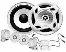 "Earthquake Sound Marine MC5 5"" Inch Matched Component Speaker Set"