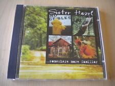 Sister Hazel ...somewhere more familiar CD 1997 rock All for you Happy So long
