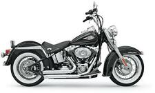 Bassani Manufacturing FireSweep Exhaust System Chrome 12113D*
