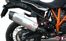 SILENCIEUX ARROW ALU KTM 1190 ADVENTURE 2013/16 - 71809AK