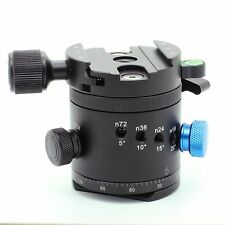 BQS Panoramic Panorama Pano Indexing Index Rotator Tripod Head With Clamp DH-55