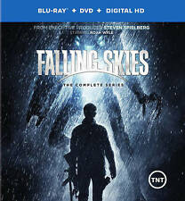 Falling Skies: Complete Series Season 1 2 3 4 5 (Blu-ray, 2016, 10-Disc Set) NEW