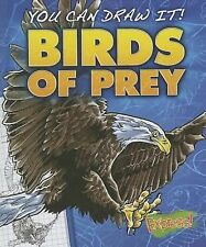 Birds of Prey (You Can Draw It!)-ExLibrary