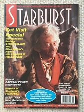 STARBURST FILM MAGAZINE - ISSUE 118 - THE STORYTELLER - HELLRAISER 2:HELLBOUND