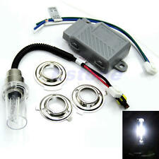 New Motorbike Motorcycle Headlight Hid Kits Lamp Bulb H6 6000K 35W Xenon Light