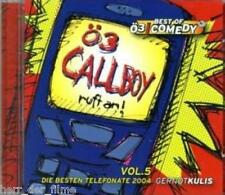 Ö3 CALLBOY Vol. 5 (Gernot Kulis) Audio-CD NEU+OVP