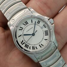 Cartier Santos Ronde 29mm Stainless Steel 1561 1