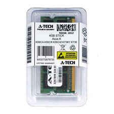 4GB SODIMM Asus K56CA K56CB K56CM K73BY K73E K73TA K75DE K75VJ Ram Memory