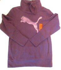 NWT Women's PUMA French Terry Pullover Size M